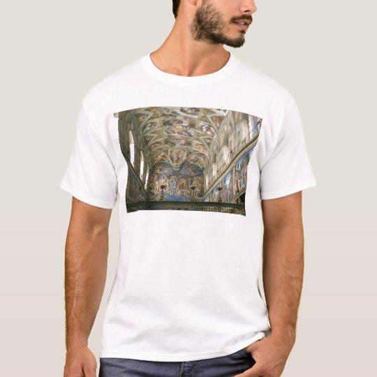 Vatican Sistine Chapel T-Shirt