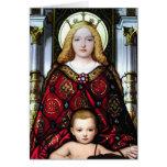 VaticanGlass02 Stationery Note Card