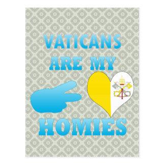 Vaticans es mi Homies Postal