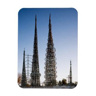 Vatios de torres Los Ángeles Iman