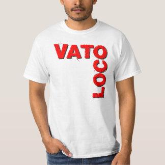 Vato Loco (Crazy Guy) T-Shirt
