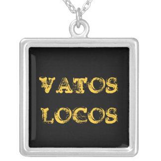 VATOS LOCOS COLLARES DE PLATA