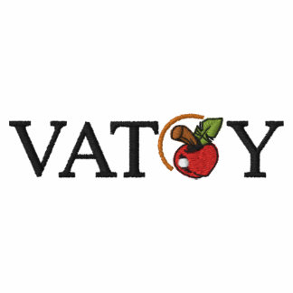 VATOY Embroidered Logo Shirts and Items