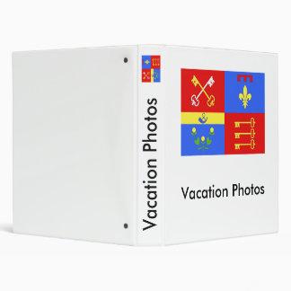 Vaucluse flag vinyl binder