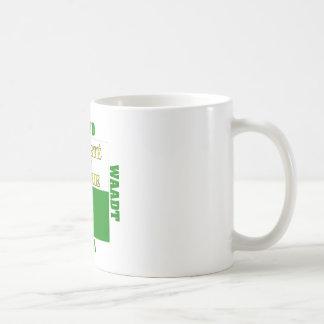Vaud Switzerland Canton Flag Coffee Mug