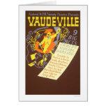 Vaudeville 9 Big Acts 1937 WPA
