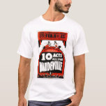 Vaudeville All Star 1938 WPA T-Shirt