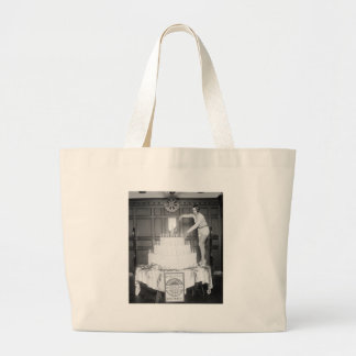 Vaudeville Birthday Party: 1926 Canvas Bags