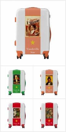 Vaudeville Luggage