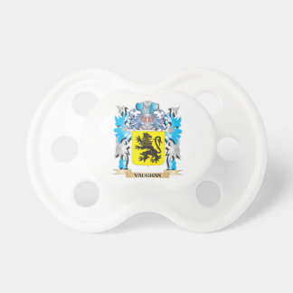 Vaughan Coat of Arms - Family Crest BooginHead Pacifier