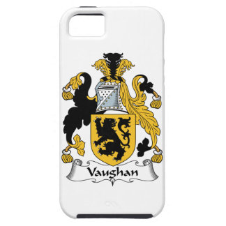 Vaughan Family Crest iPhone 5 Covers