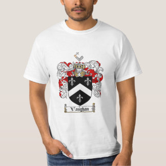 Vaughan Family Crest - Vaughan Coat of Arms T-Shirt
