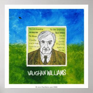Vaughan Williams poster