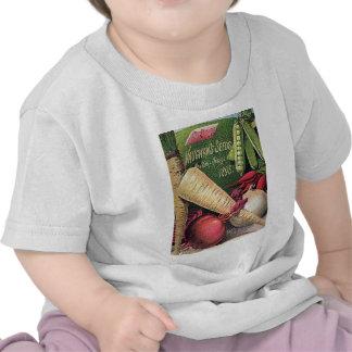 Vaughans seeds tshirt