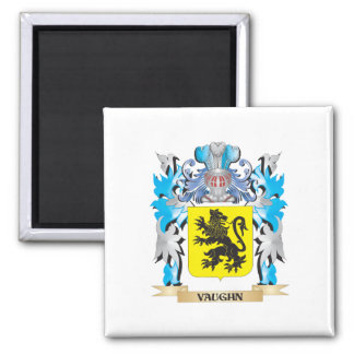 Vaughn Coat of Arms - Family Crest Magnets