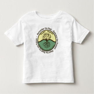 Vaughn Family Reunion Toddler Shirt Color Logo