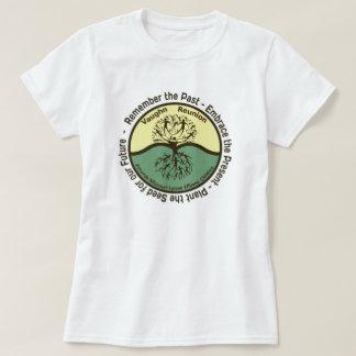 Vaughn Family Reunion- Woman's Color Logo T-Shirt