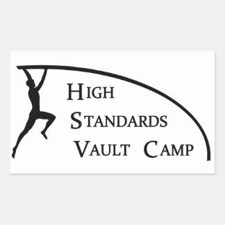 Vault Camp bumber sticker