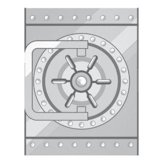 Vault Safe Letterhead