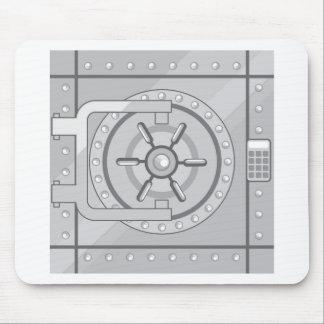 Vault Safe Mouse Pad