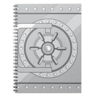 Vault Safe Notebook