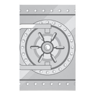 Vault Safe Stationery