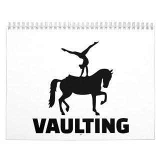 Vaulting Calendar