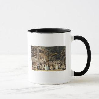 Vauxhall Gardens from Ackermann's Mug