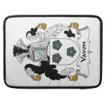Vavon Family Crest Sleeve For MacBook Pro