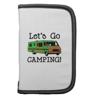 Vaya a acampar organizadores