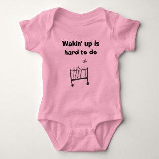 ¡Vaya a dormir! Body Para Bebé