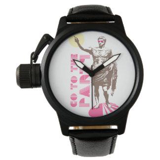 Vaya al fiesta relojes de mano