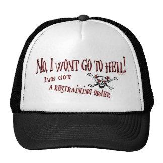 Vaya al gorra del infierno