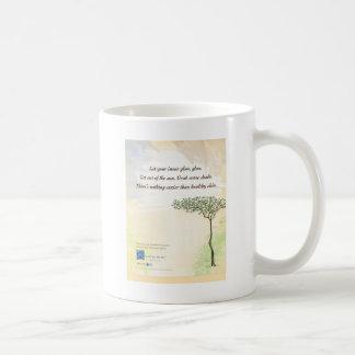 Vaya con sus propios accesorios del resplandor taza de café