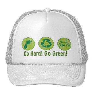 Vaya difícilmente, vaya verde gorra