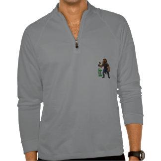 Vaya grande o vuelva al medio jersey de la camisetas