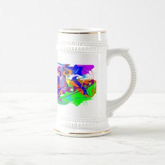 Vaya loco taza de café