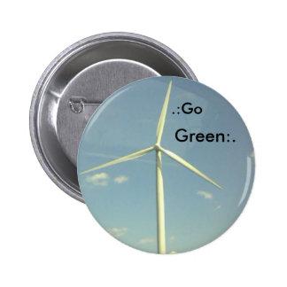 : Vaya, póngase verde:. Pins