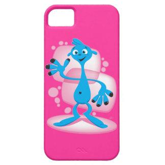 ¡Vaya! ¡Vaya! ¡Googu! ™ (azul) Funda Para iPhone SE/5/5s