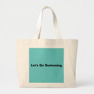 Vayamos a nadar bolsas