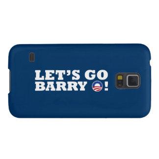 ¡Vayamos Barry O! Obama Funda De Galaxy S5
