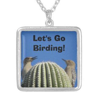 ¡Vayamos Birding Pares de la pulsación de corrien Grimpola