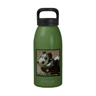 ¡Vayamos! Botella de la hidración para el grande a Botella De Agua