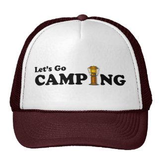 Vayamos casquillo de la linterna de Campng Gorros Bordados