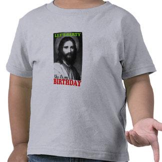 Vayamos de fiesta como es mi cumpleaños - humor camiseta