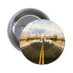 Vayamos en un viaje por carretera pin
