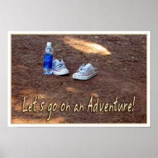 ¡Vayamos en una aventura! Poster