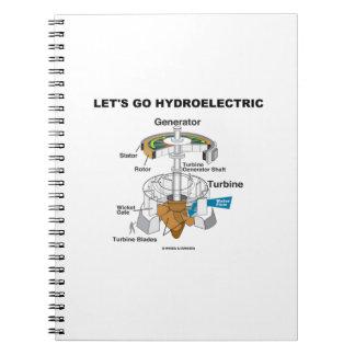 Vayamos hidroeléctricos (la turbina del generador) libro de apuntes