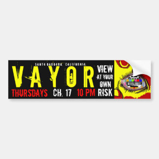 VAYOR Eyeball Bumper Sticker