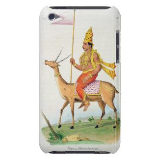 Vayu, engraved by C. de Motte (1785-1836) (colour iPod Case-Mate Case